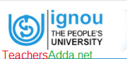 IGNOU - B.Ed 2019 Notification- Indira Gandhi National Open University has announced the B.Ed programme for the January, 2019 session. The applicants can submit the forms through online mode only