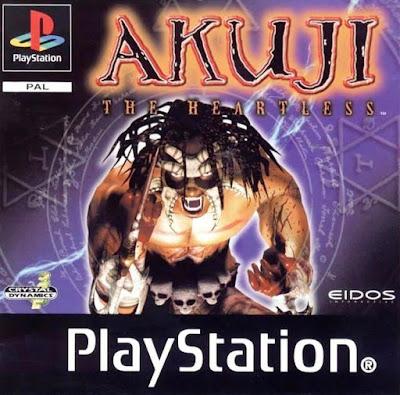 Review - Akuji the Heartless - Playstation