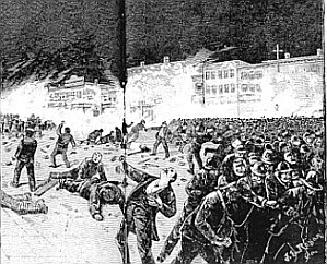 Tragedi Haymarket : Dibalik Perayaan Hari Buruh Pertama di Amerika Serikat