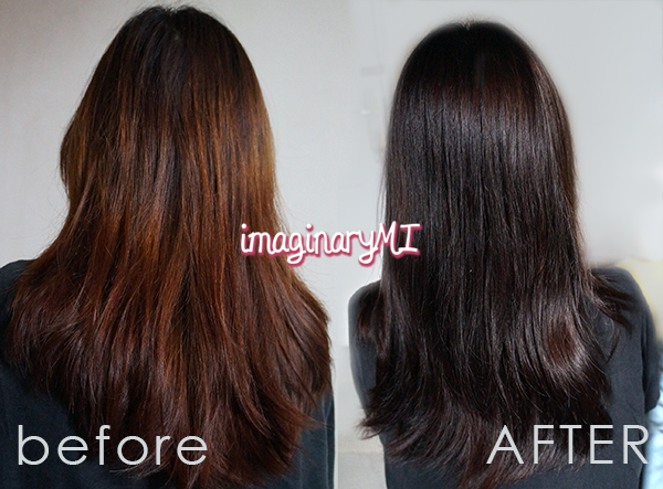 Imaginary Friend Review Syoss Hair Color In Medium Brown