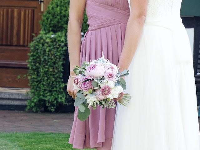 Pfingstrosen mit Eukalyptus als Hochzeits-Deko und Brautstrauß | Lieblinge & Inspirationen der Woche | www.mammilade.blogspot.de