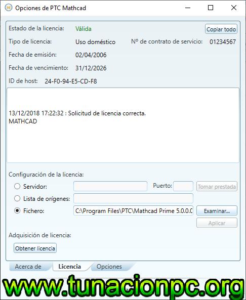 PTC Mathcad Prime Full Español