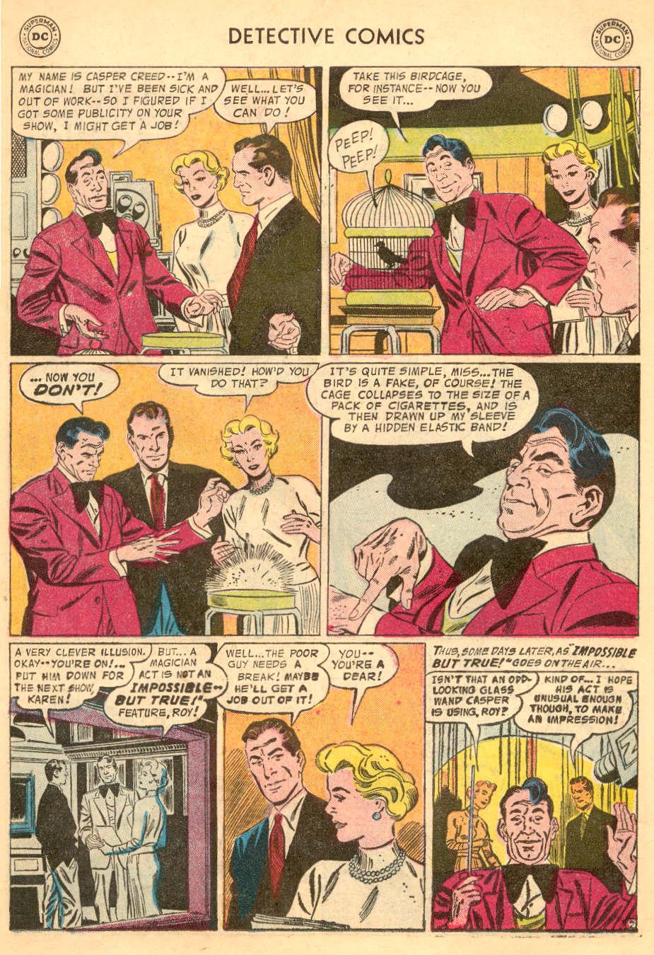 Read online Detective Comics (1937) comic -  Issue #242 - 18