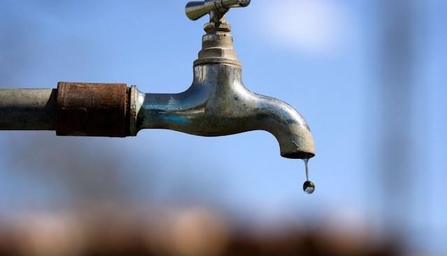 Colombo ficará sem água amanhã