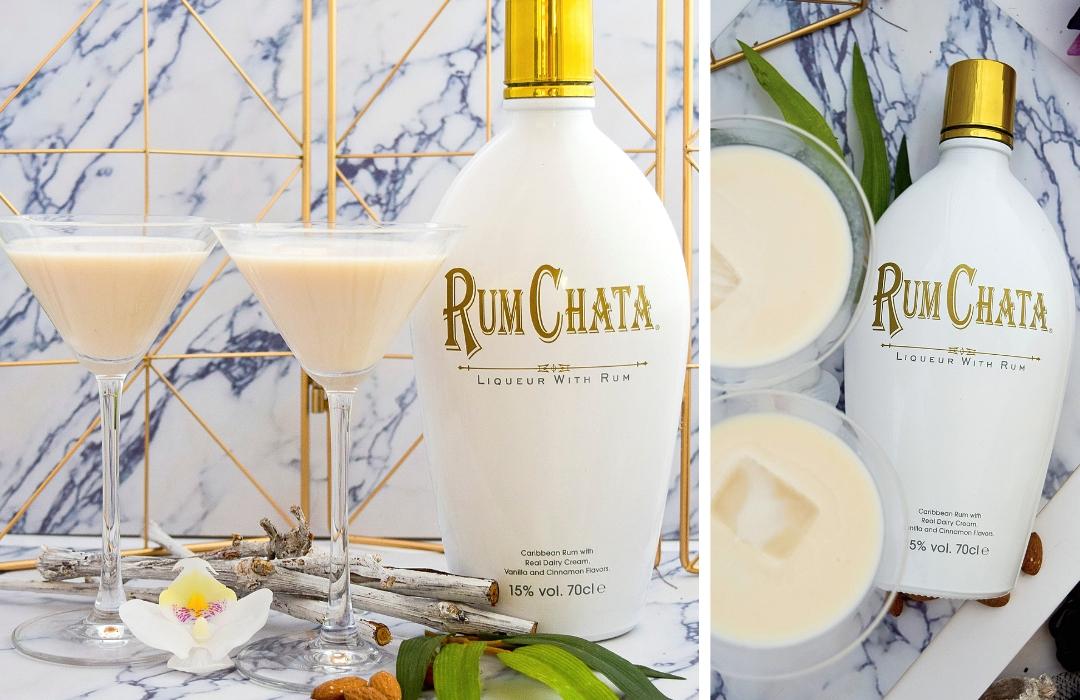 Wie schmeckt Rum Chata? Rum Chata mit Mandelmilch