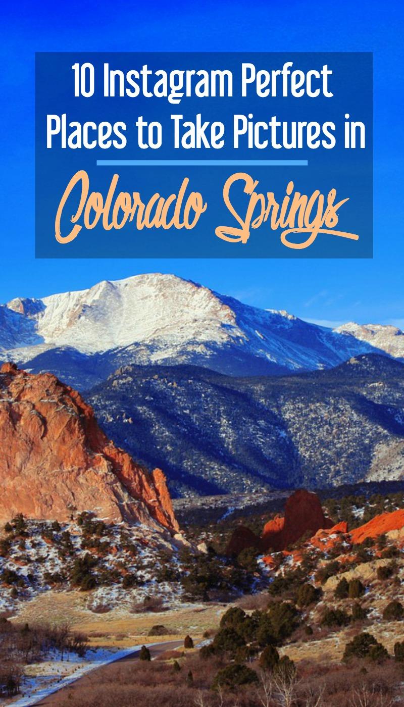 Best Places to Live in Colorado Springs Colorado