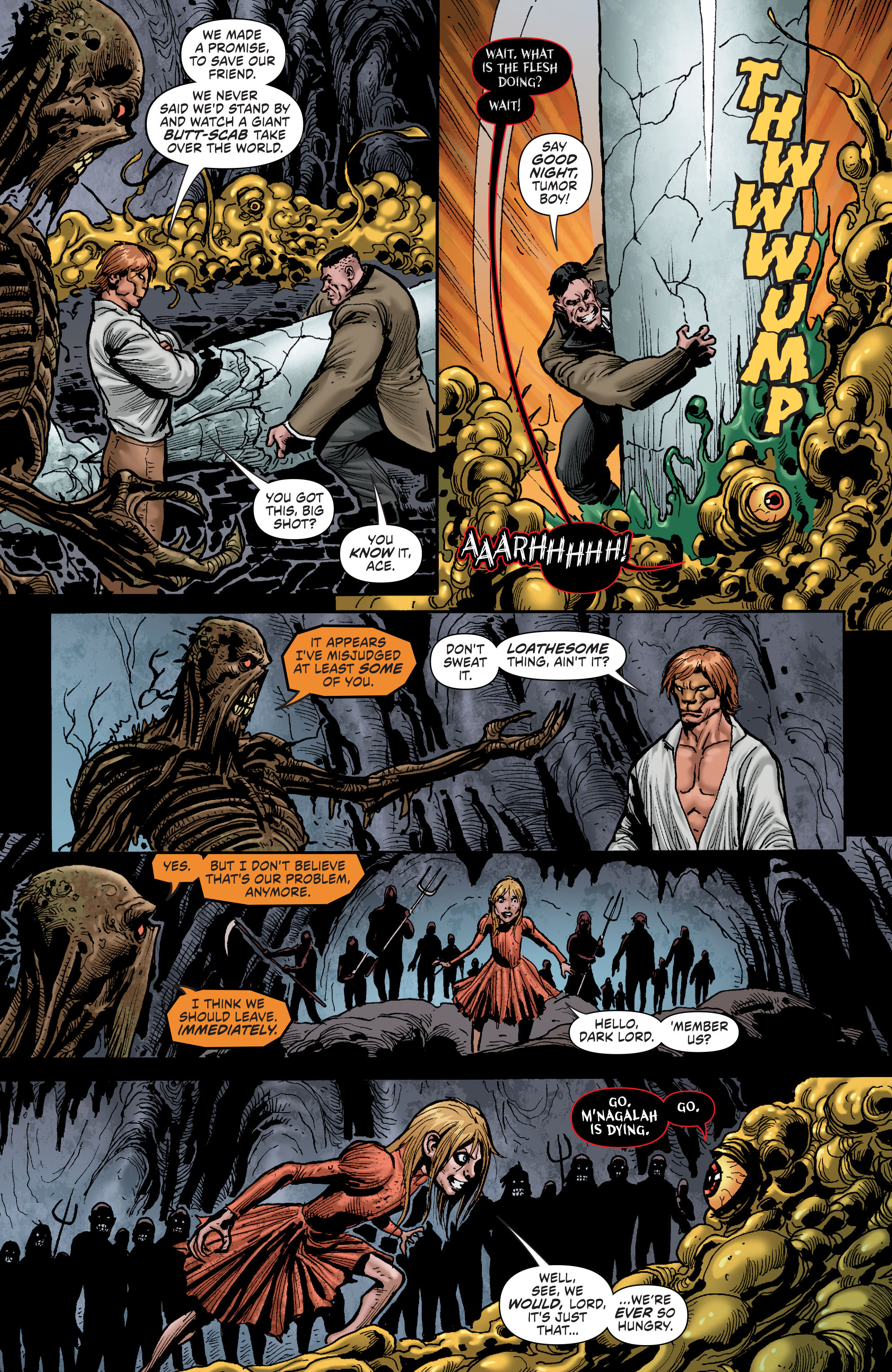 Read online Secret Six (2015) comic -  Issue #9 - 21