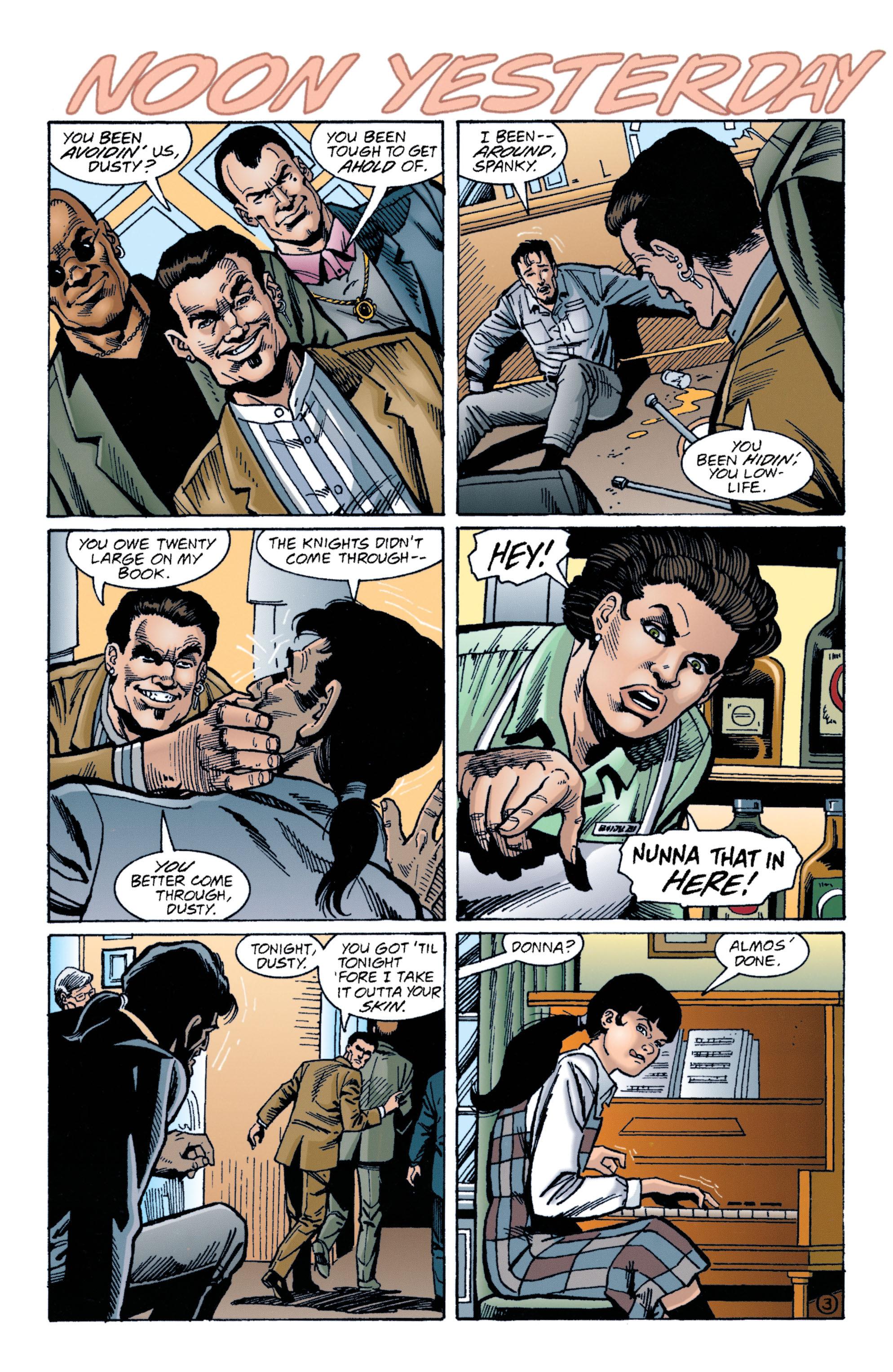 Detective Comics (1937) 716 Page 3