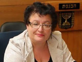 """חה""""כ מרינה סולודקין - יוצמת הצעת החוק נגד עדויות שקר עובדות סוציאליות"""