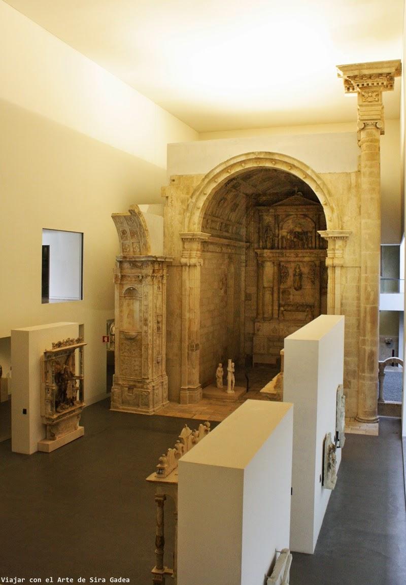 Museu Nacional Machado de Castro Capela Tesoureiro