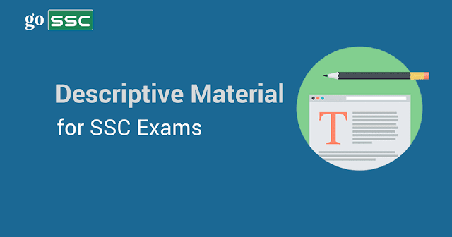 descriptive-material-ssc