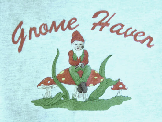 A Gnome Home is always a Gnome Home
