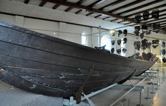 łódź z Nydam