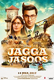 Watch Jagga Jasoos Online Free 2017 Putlocker