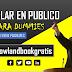 DESCARGA GRATIS HABLAR EN PUBLICO PARA DUMMIES DE JOSE MARÍA PALOMARES