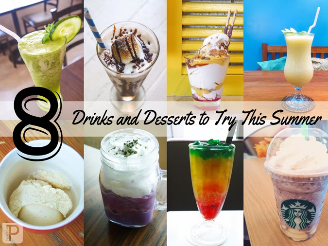 Best Bites: These 8 Drinks and Desserts Will Save Your Sanity This Summer