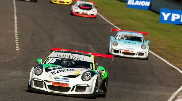 Porsche 911 GT3 Cup Porsche Cup Challenge Argentina