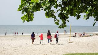 Akouango Beach