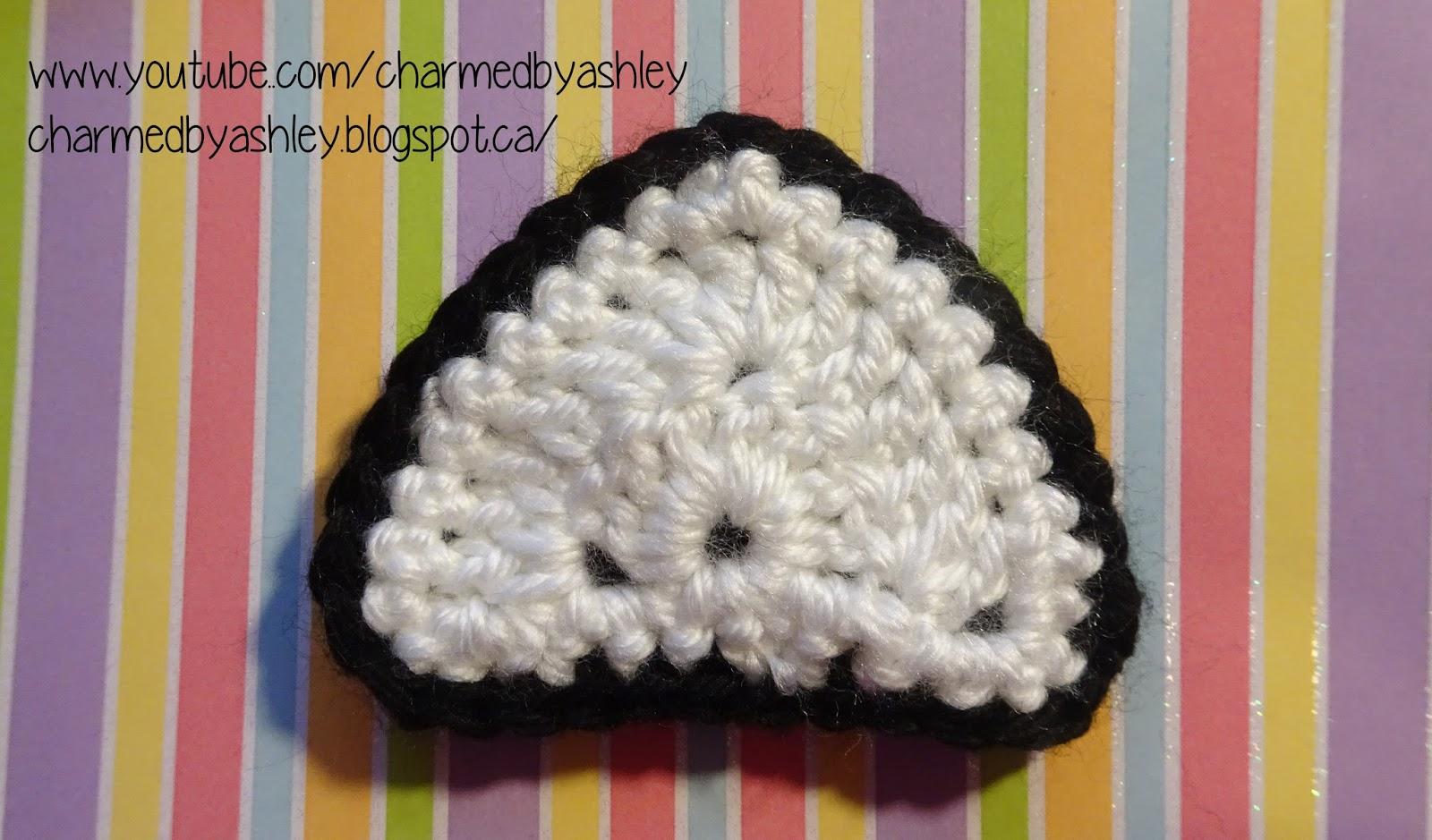 Crochet Cat Ears Youtube