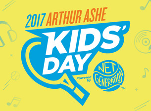 2017 Arthur Ashe Kids' Day Ticket Deal