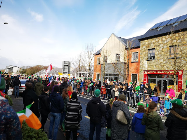 Moycullen St Patrick's Day Parade