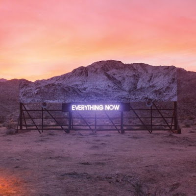 "Arcade Fire score UK No. 1 Album with ""Everything Now"""
