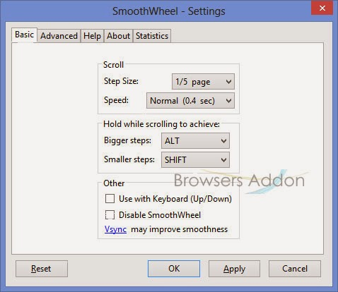 smoothwheel_settings