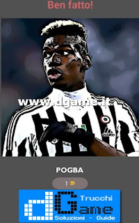 Soluzioni Football Player - Guess Quiz livello 8