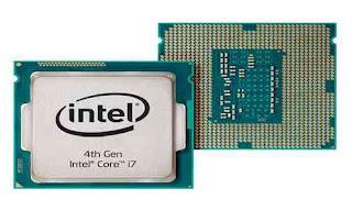 Processor atau CPU komputer