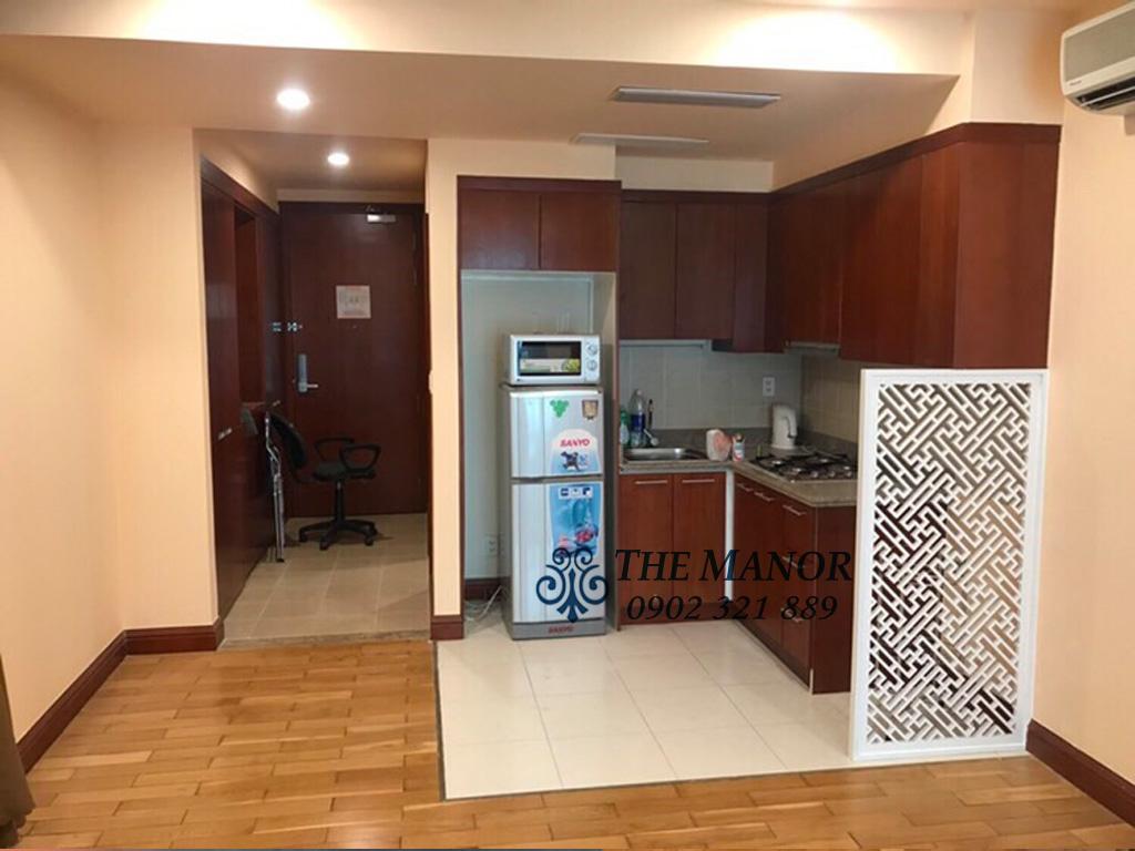 Studio THE MANOR quận Bình Thạnh cho thuê giá rẻ-2