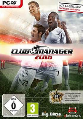 Club Manager 2016 PC Full (Mega) - RELOADED