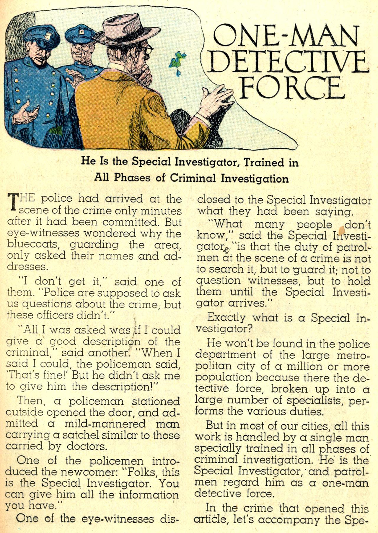 Read online Detective Comics (1937) comic -  Issue #240 - 24