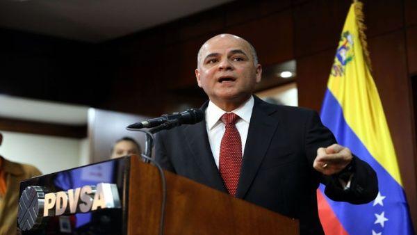 Ministro venezolano: No permitiremos que roben nuestro petróleo