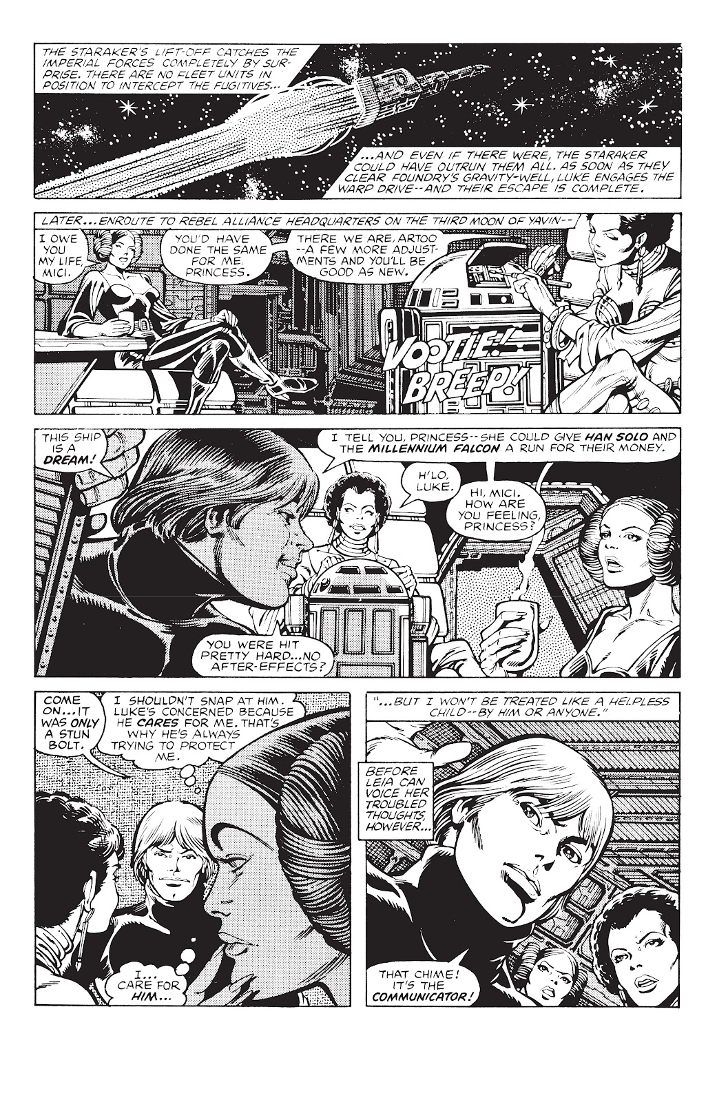 Read online Star Wars Legends: The Original Marvel Years - Epic Collection comic -  Issue # TPB 2 (Part 4) - 87