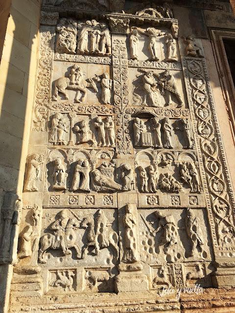 San Zeno Verona, detalle