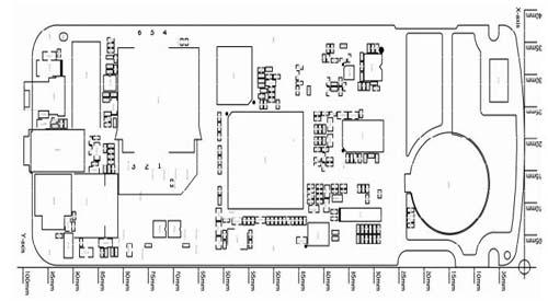 nokia layout diagram