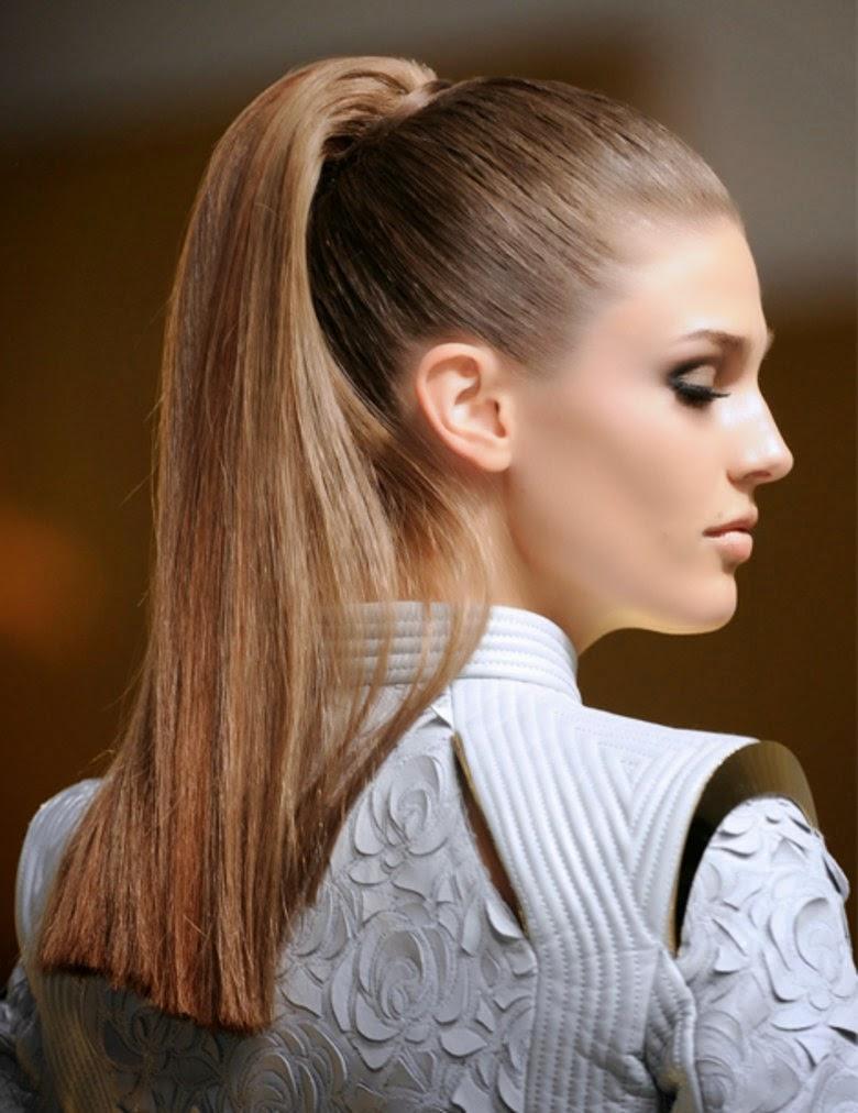 Más de 1000 ideas sobre Peinados Cabello Suelto Lacio en Pinterest - Peinados Lacios Para Fiesta