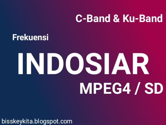 Frekuensi Idosiar Terbaru 2018, C-Band dan Ku-Band Fta