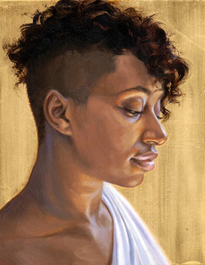 Красота живописи. Sara Golish 3