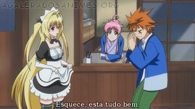 To Love-Ru 21 assistir online legendado