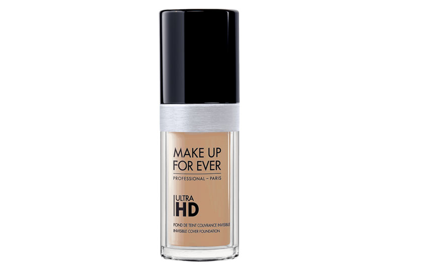 Makeup Forever HD Foundation Sturdy Bottle view