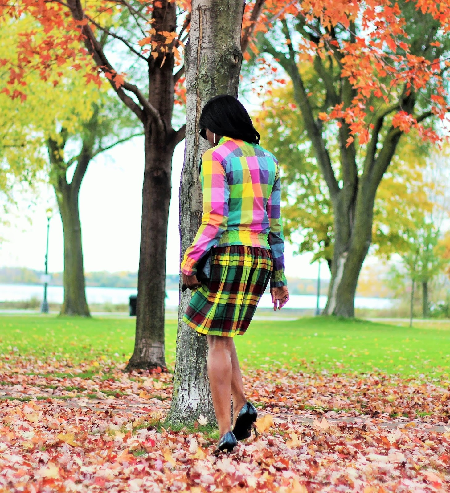FALL CHECKERED PATTERNS