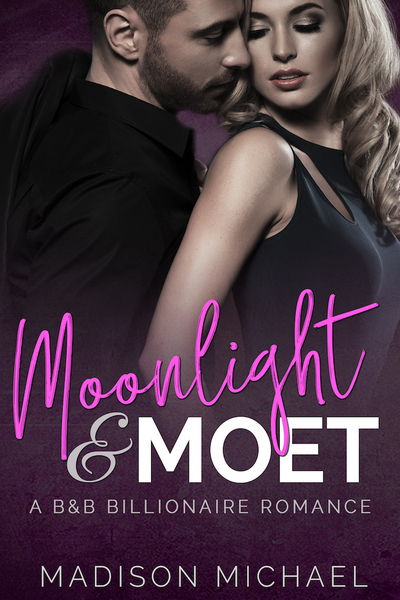 Moonlight and Moet cover