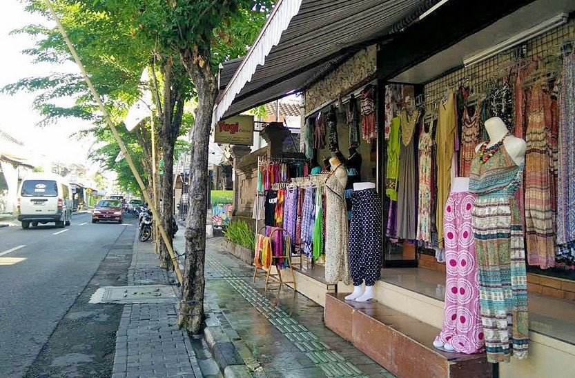 Destinasti Objek Wisata Jalan Legian Di Kuta Badung Bali
