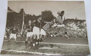 A.P.E.A. - Bologna S.C., da sinistra: Ministrinho, Magnozzi, Genovesi, Baldi, Feitiço e Petronilho.