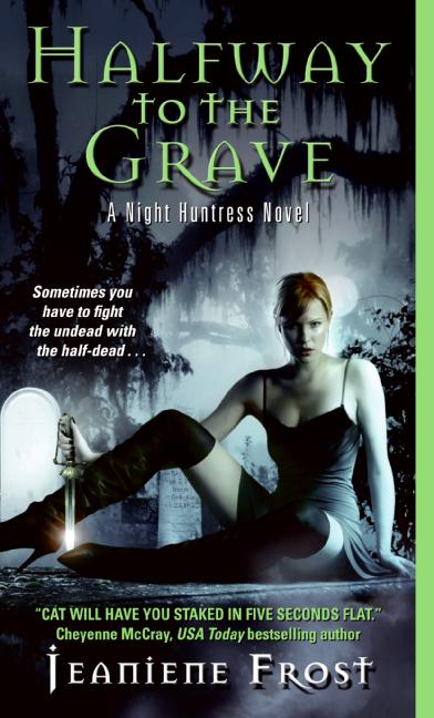 Amethyst Daydreams Halfway To The Grave By Jeaniene Frost