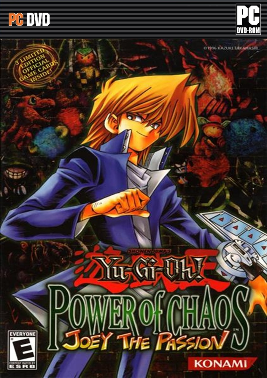 GRATUIT THE CHAOS GRATUITEMENT KAIBA TÉLÉCHARGER OF YU-GI-OH REVENGE POWER