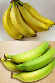 There are major differences between bananas and plantains.