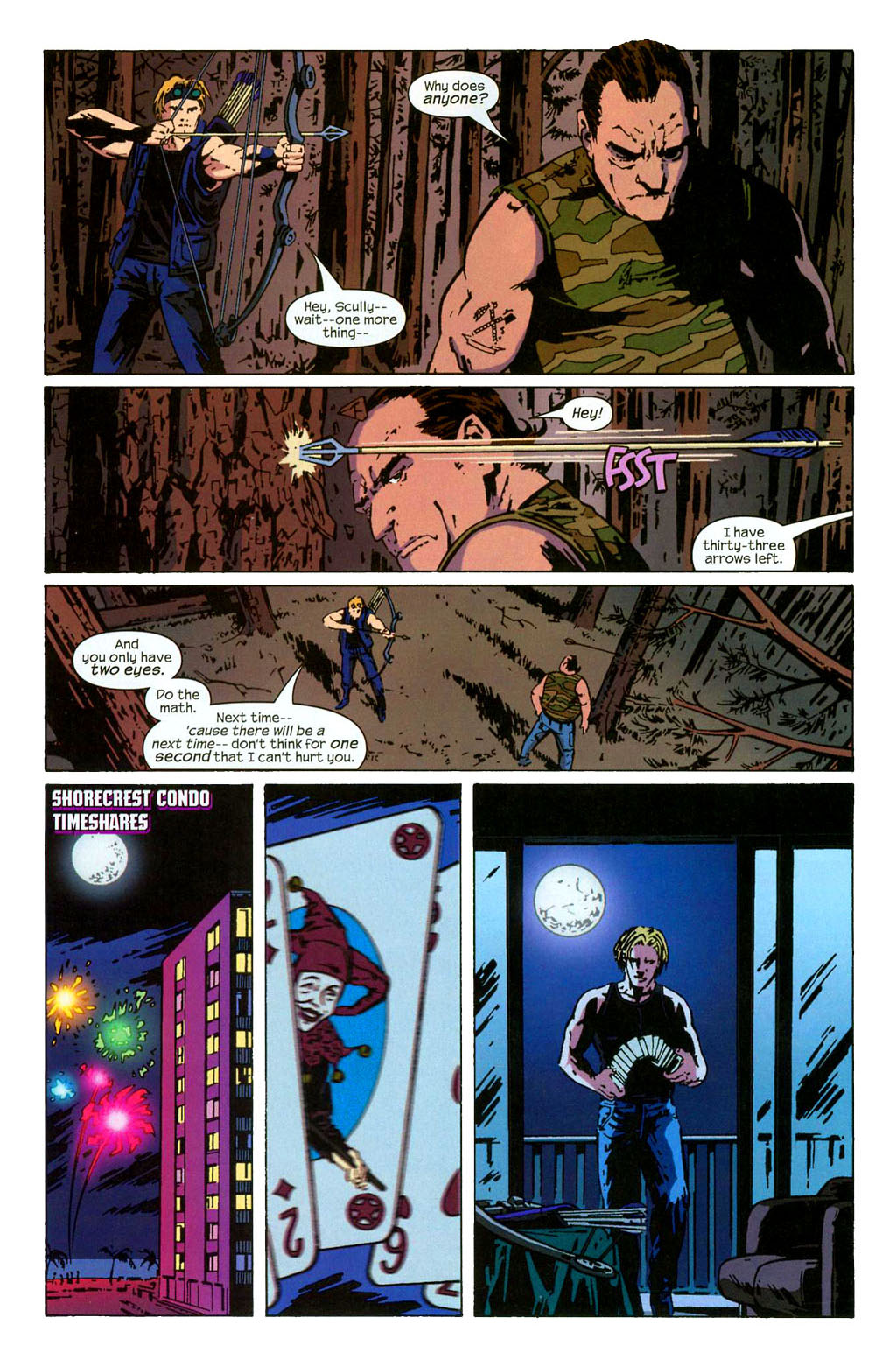 Hawkeye (2003) Issue #2 #2 - English 13