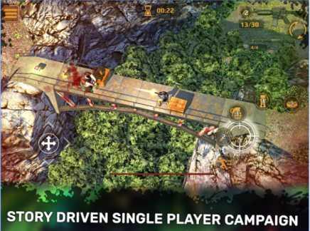 7 Game Aksi Offline Android Tanpa Kuota Internet